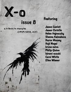 Issue 8 - a tribute to Rampike  (1979-2015, RIP)